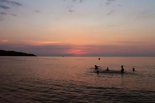 Bild av Spiaggia di Cefalù Sandy beach. mare sicilia cefalù