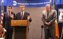 Metro-North Presser with Gov. Malloy