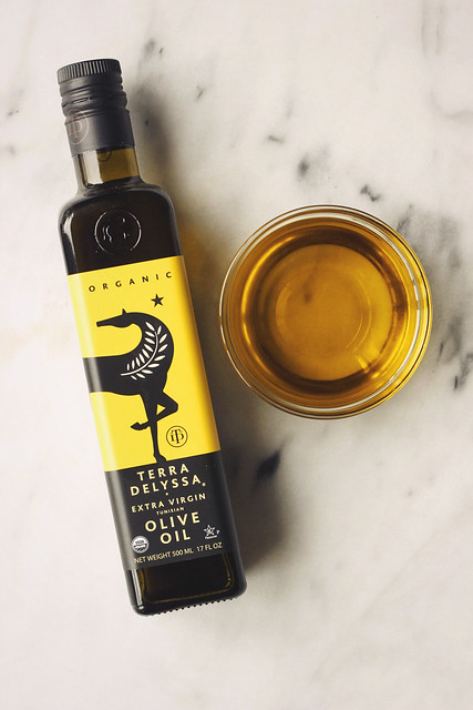 Meet Our Sponsors: Terra Delyssa Olive Oil