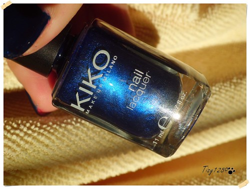 kiko 266 nailpolish