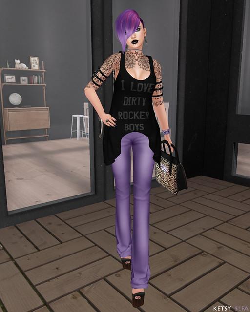 Hair Fair - Shameless And Tameless (New Post @ Second Life Fashion Addict)