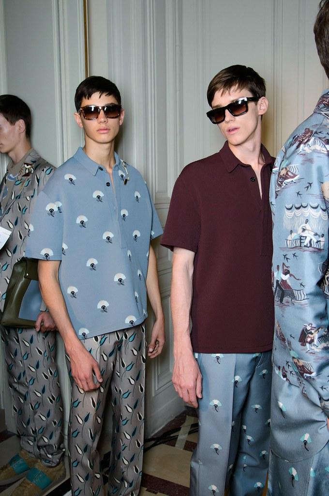 SS15 Paris Valentino470_Lucas Santon, Yulian Antukh(fashionising.com)