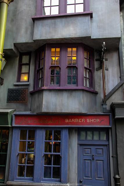 Diagon Alley at Universal Orlando