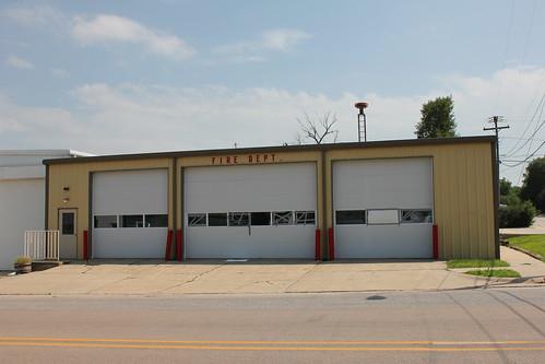 Fire Station - Clatonia, NE