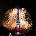 feu d'artifice du 14 juillet 2014 sur le site de la Tour Eiffel à Paris - Fireworks on Eiffel Tower #14juillet #Bastilleday ©y.caradec