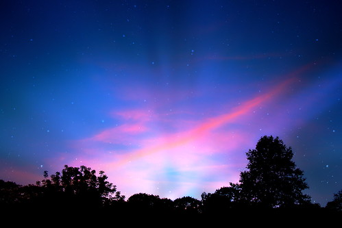 pink blue sunset summer sky nature clouds stars fire photography photo spring flickr pretty foto image massachusetts sony picture newengland cybershot capture edit plainvillema dscw300 twilightnewengland