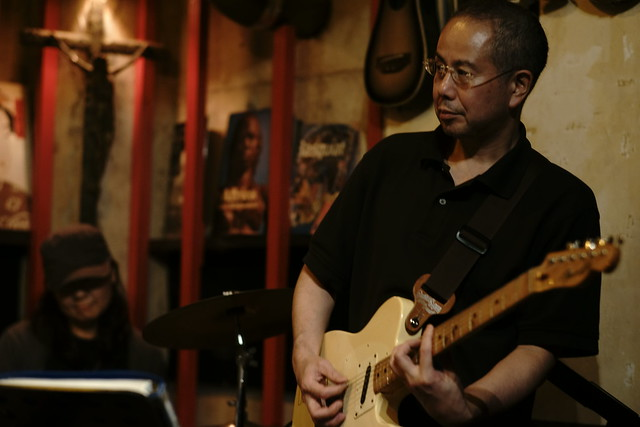 Apollo blues session, Tokyo, 17 Jul 2014. 057