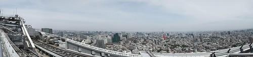 あれが東京タワー
