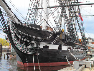 Image of USS Constitution. boston boat ship constitution uss ussconstitution