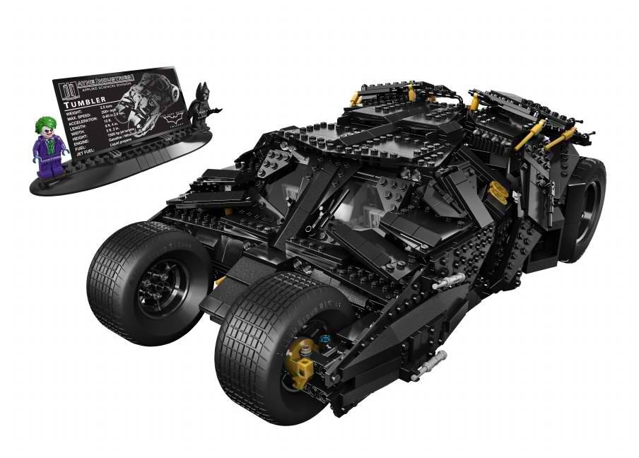 [Lego] Tumbler #76023 14518272347_b0bc278842_o