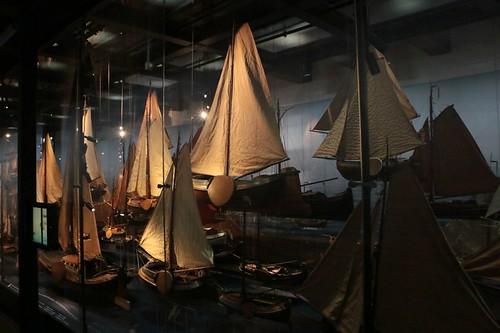 Museo Navale Olandese: modellini