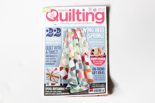 Love Patchwork & Quilting - Issue 8