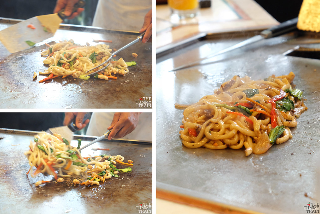 14589673566 ebc1af46e1 b - My first Teppanyaki-All-You-Can Experience at Yurakuen Diamond Hotel