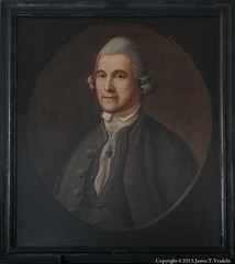 Portrait of Henry Barnes by Prince Demah