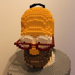 SDCC 2014 LEGO Nathan Sawaya
