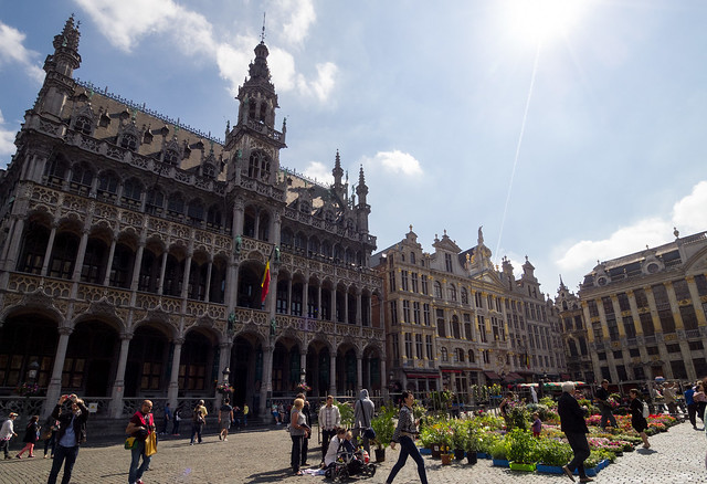 day 3 brussel grand place 2