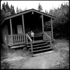 Camping at Silverfalls