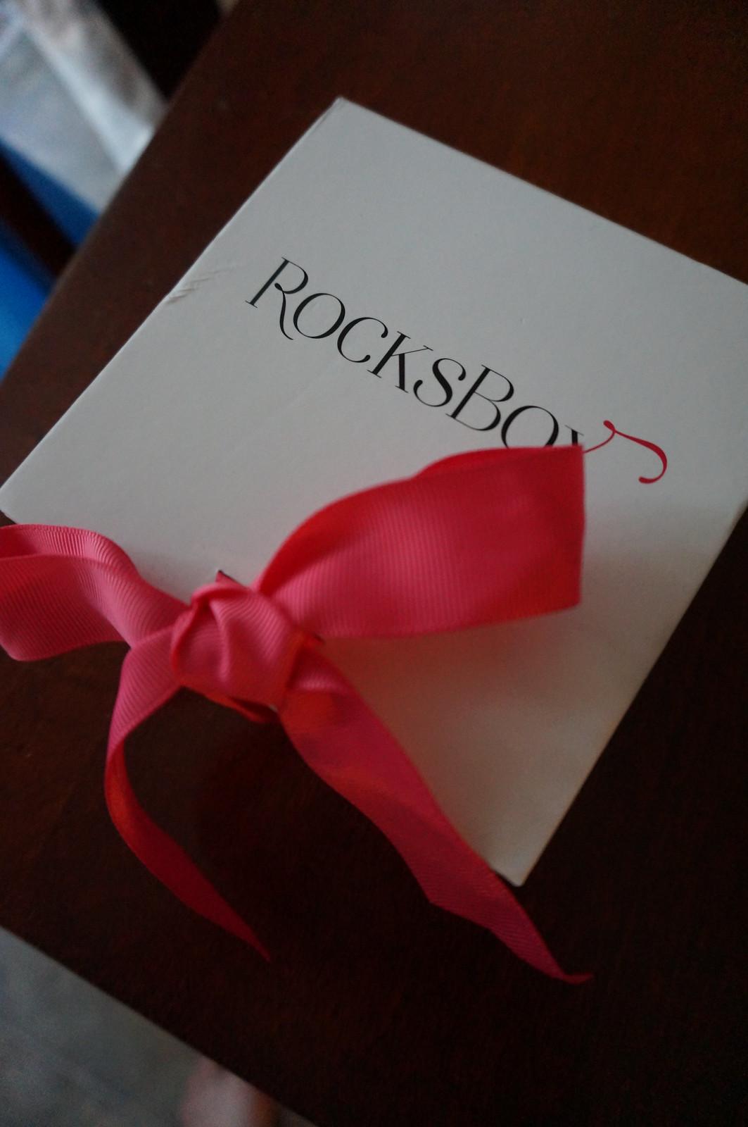 Rocksbox August 2014