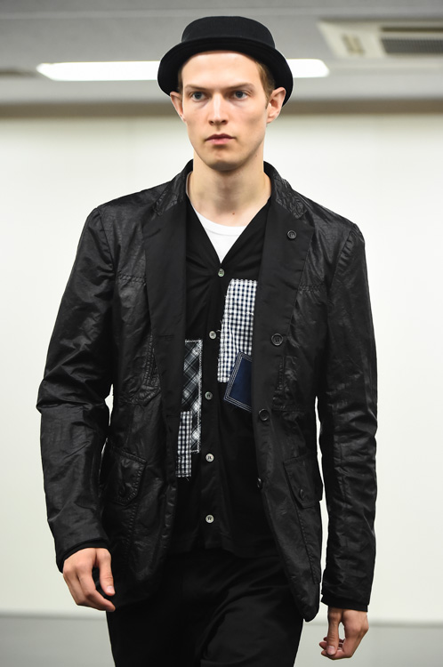 SS15 Tokyo COMME des GARCONS HOMME007_Adrian Bosch(Fashion Press)