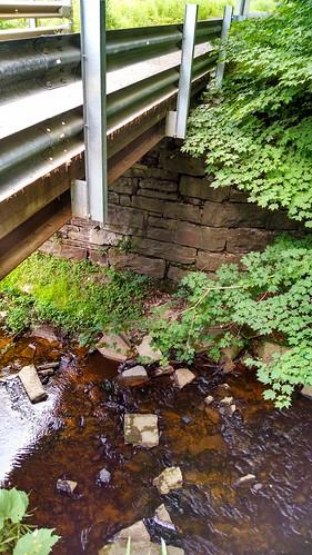 O & W RR Stone Bridge Abutments
