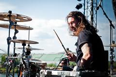 Skindred - Getaway Rock Festival