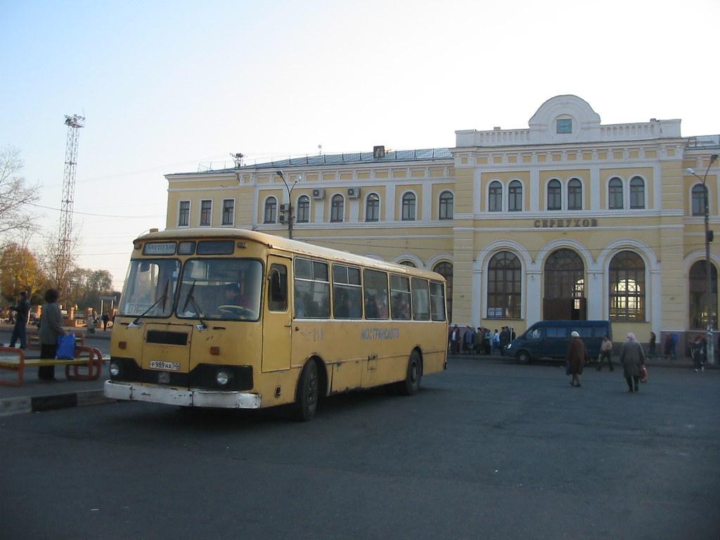 Serpukhov bus LiAZ-677M _20051002_003