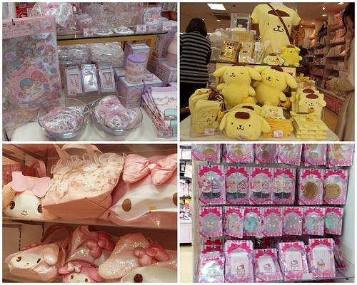 Sanrio Merchandise