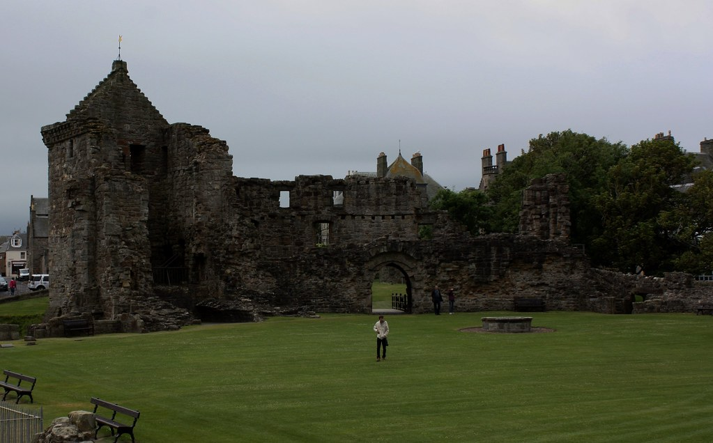 St Andrews Castle Grounds III