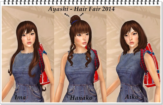 Hair Fair 2014 - Ayashi
