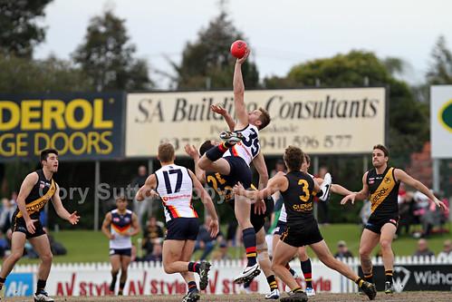 Glenelg v Adelaide Crows @ Gliderol Stadium