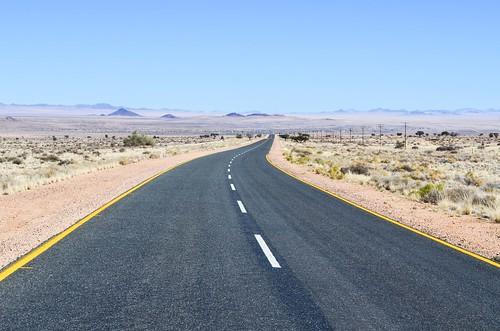 Aus-Lüderitz road