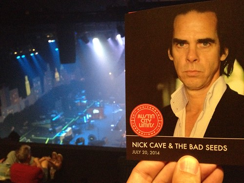 Austin City Limits - Nick Cave