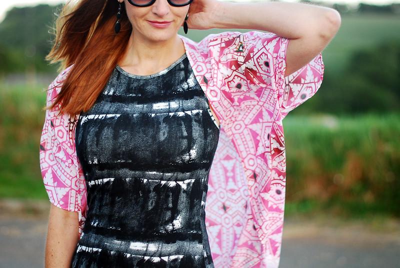 Claudia Meller kimono