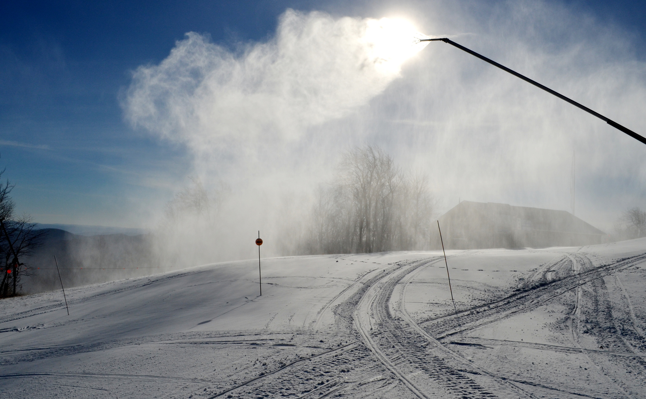 Okemo Snowmaking Guns