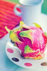 fun with dragon fruit 1