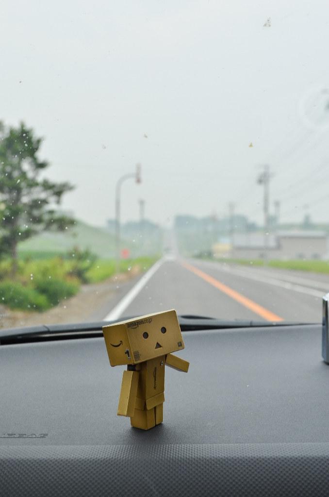 美瑛までの道中。 (13)