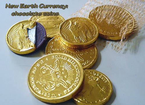 New Earth Currency