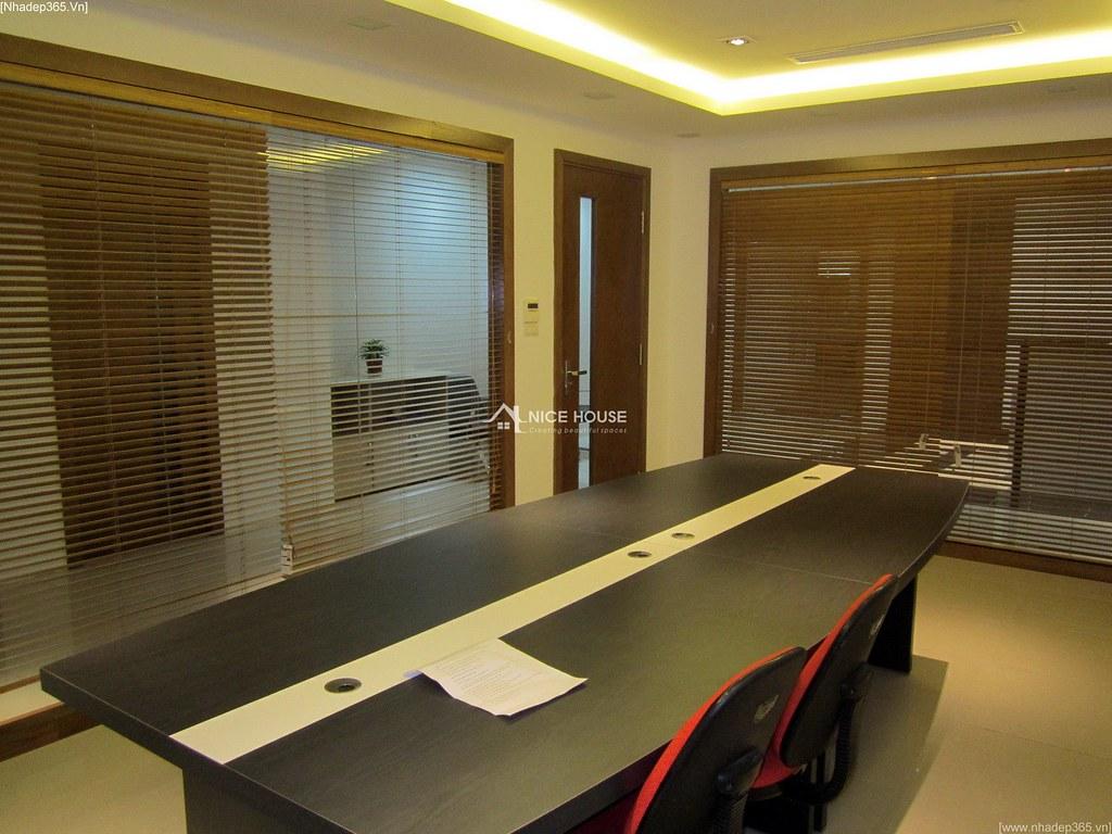 Nội thất văn phòng Y tế Nhất Minh_07