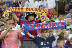 Steaua-Ludogorets, atmosfera 2