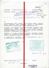 096. A dániai magyar nagykövetség rejtjeltávirata Habsburg Ottó magyarországi látogatásával kapcsolatban