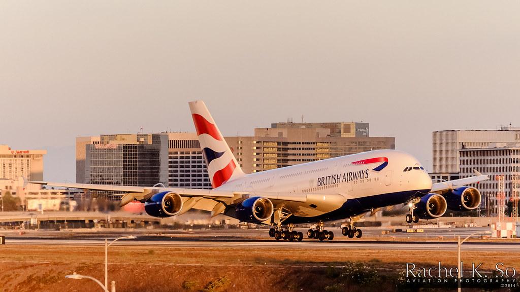 G-XLEE - A388 - British Airways Ltd (2012–15)