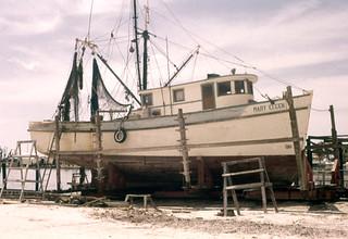 """Shrimp boat """"Mary Ellen"""" - Ft. Myers"""