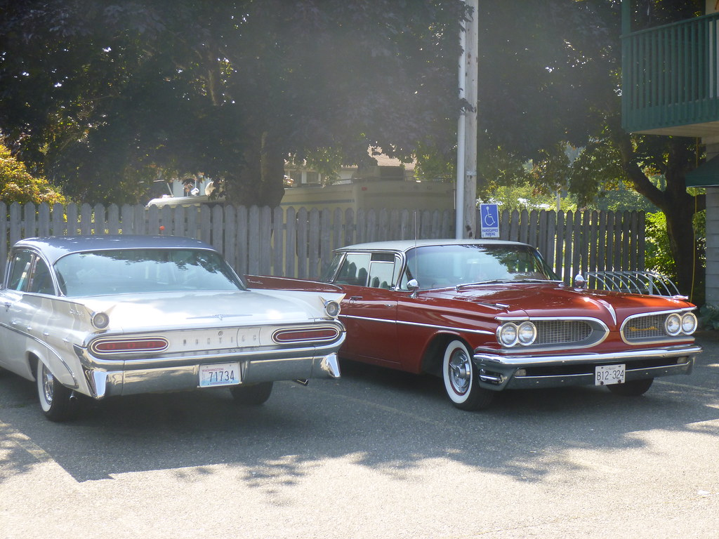 Seeking west coast 1959 pontiacs for 1959 general motors for National general motor club
