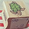 https://www.etsy.com/listing/201199275/hero-arts-a550-tiny-turtle-mounted?ref=shop_home_active_1  #BearyAmazing