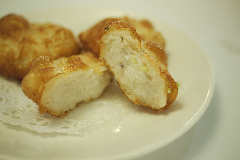 香酥花枝餅