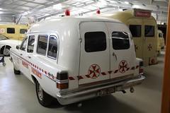 1970 Ford ZD Fairlane Custom ambulance