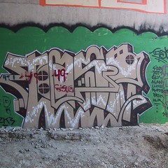 #tase #graffiti over a decade old and long gone #iegraffiti