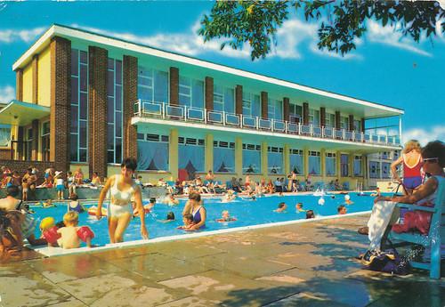 Flickriver Holiday Camp Uk Pontins Pool
