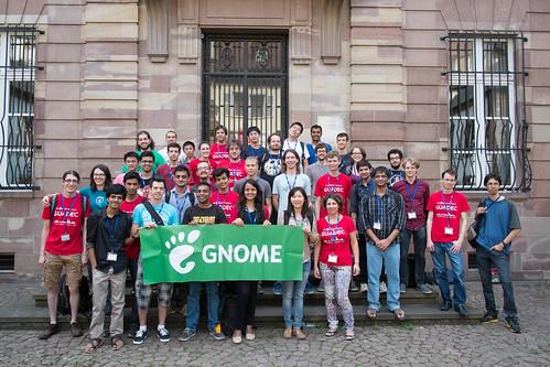 Guadec 2014 Volunteers