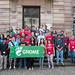 Guadec 2014 Volunteers by Hub☺